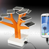 Charge Devices With Solar Tree