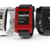 The rise of the Pebble Smartwatch