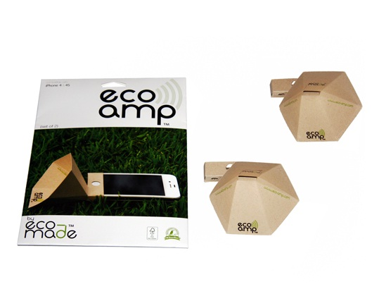 Gadget.am u00bb Eco amp Eco-Friendly iPhone Speaker Amplifier